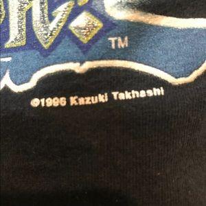 Yugioh Shirts & Tops - Vintage Yugioh Tee Youth 1996 Ishtar Kaiba Yugi